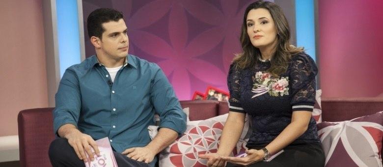 Carlos e Cintia Cuccato apresentam o The Love School desse sábado (22)