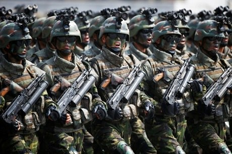 Tensão entre a Coreia do Norte e o ocidente aumentou nos últimos dias