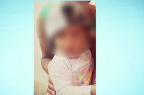 Menina estava dormindo quando foi atacada pelo suspeito
