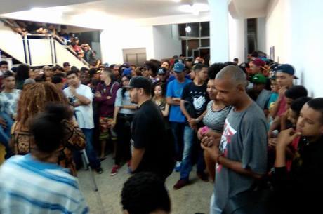 Batalha aconteceu no Centro Cultural do Grajaú