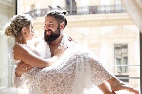 Carol Narizinho e Mateus Boeira estão juntos há sete anos