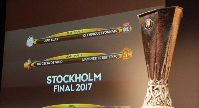 Finalistas da Liga Europa decidem o título na Friends Arena, na Escócia. O campeão garante vaga na Champions