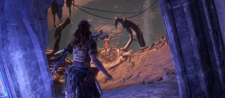 As screenshots em baixa resolução não fazem justiça ao jogo em movimento