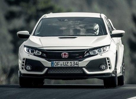 Novo Honda Civic Type R é o carro mais rápido com tração dianteira