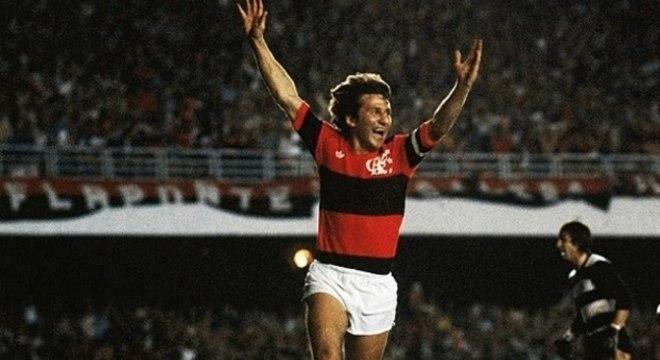 6ea4caca88 Zico e Rogério Ceni são os jogadores mais premiados na Bola de Prata ...