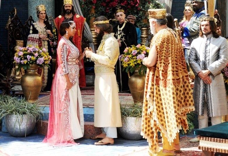 Resultado de imagem para Evil-Merodaque e Shamiran se casam