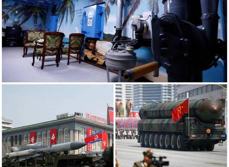 Empresa cria abrigo nuclear contra ataques da Coreia do Norte
