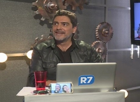 Junno Andrade revela como<br />Xuxa se sairia no reality show
