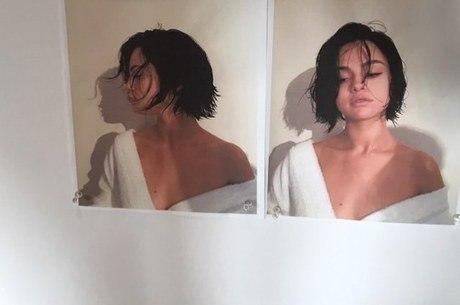 Selena Gomez abandonou os fios longos
