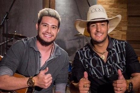 Bruno e Barretto relembram gafe em programa de TV