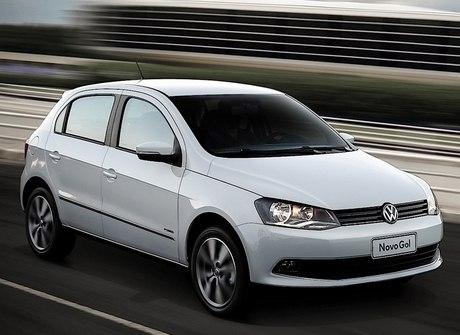 Gol volta a ser o automóvel de entrada da Volkswagen no Brasil