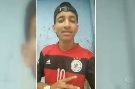 Gabriel Paiva, de 16 anos, morreu depois de ser espancado
