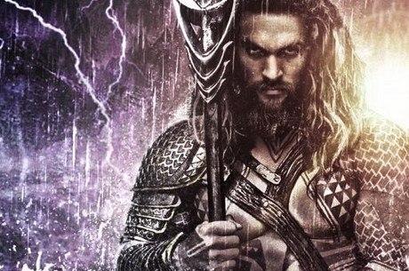 Jason Momoa fala sobre evolução do Aquaman