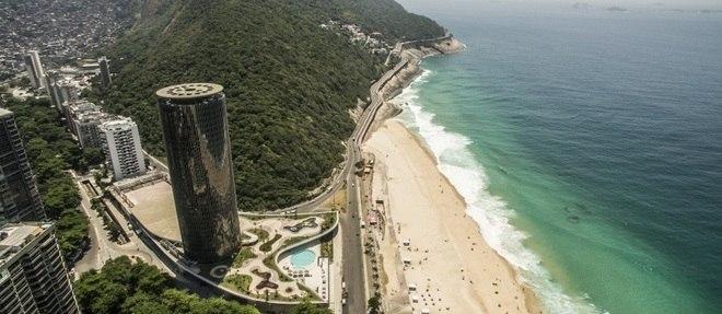 Obra icônica de Niemeyer foi restaurada em São Conrado, no Rio