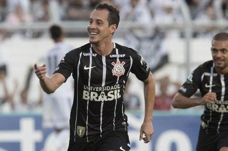 Rodriguinho, meia do Corinthians, foi chamado pro Tite