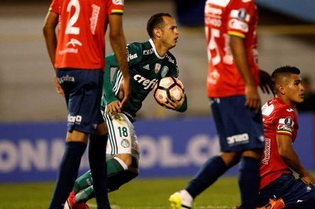 Fora de casa, Palmeiras perde e conhece primeira derrota na Copa Libertadores