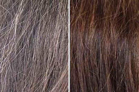 Descubra como escurecer o cabelo de forma 100% natural usando apenas 2 ingredientes