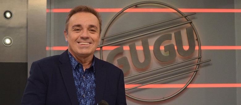 Gugu vai ao ar às quartas-feiras, a partir das 22h30, na Record TV