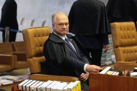 Fachin: acusação era de que Dilma, Cardozo e ministros do STJ  teriam planejado atravancar a Lava Jato com nomeação de Navarro para o STJ