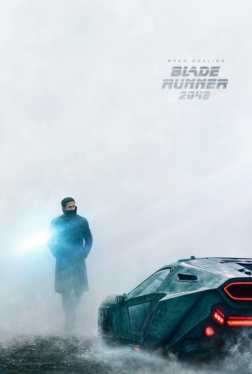 Harrison Ford, Ryan Gosling e Jared Leto entram em ação no novo trailer de Blade Runner 2049