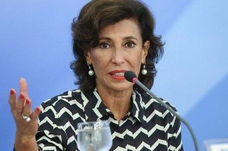 Maria Silvia afirma que sua decisão leva em conta motivos pessoais