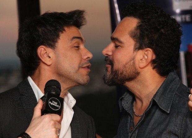 Ciúme? Luciano cria climão em entrevista com Zezé Di Camargo