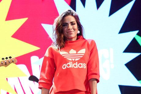 Anitta e Tyga: vem parceria internacional por aí