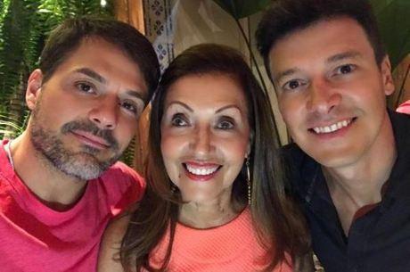 Vera Lúcia conta detalhes da criação dos filhos