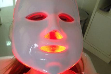 As máscaras têm cores diferentes de acordo com o tratamento