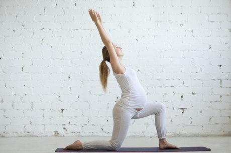 Exercícios ajudam a saude na gravidez, diz especialista