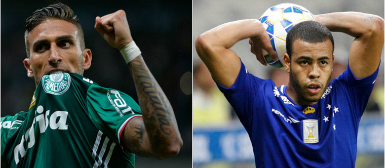 Palmeiras e Cruzeiro oficializam troca entre Rafael Marquês e Mayke para  disputa do Campeonato Brasileiro 98809dd60edac