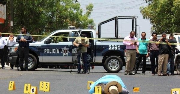 Repórter especialista em narcotráfico no México é assassinado