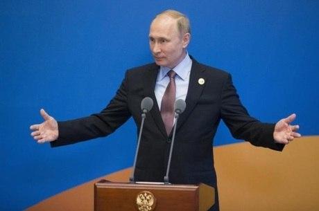Putin anunciou hoje que seu governo pode fornecer o áudio do encontro entre chanceler russo e Donald Trump