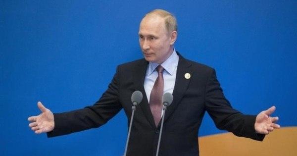 Putin acusa a CIA de ser fonte primária do vírus do ciberataque global