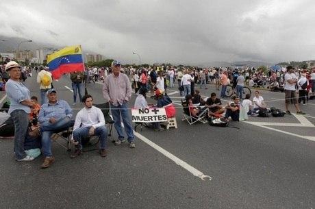 Venezuela já soma 50 mortos em protestos