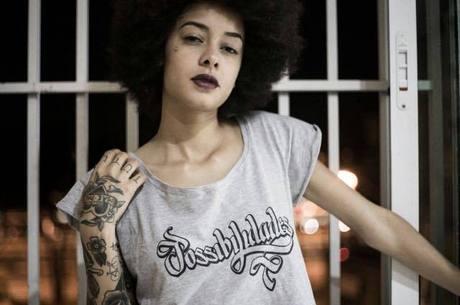 O Possibilidades também criou uma marca de camisetas