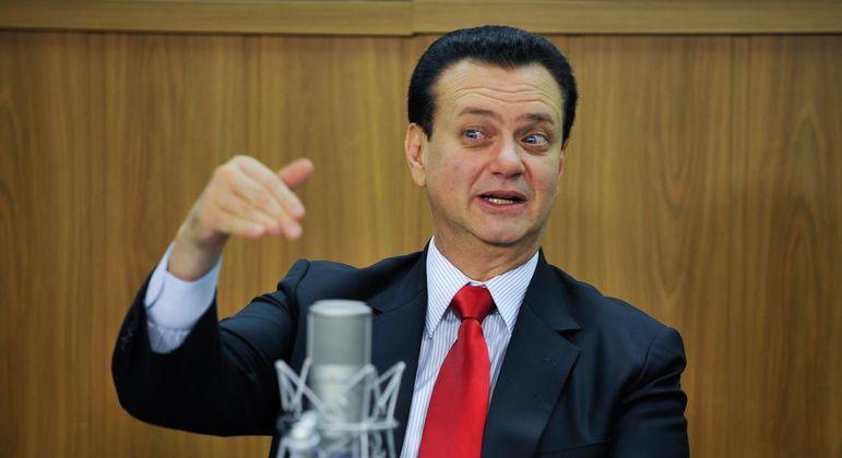 """Kassab: """"Se Alckmin ficar do PSDB, a gente apoia também"""""""