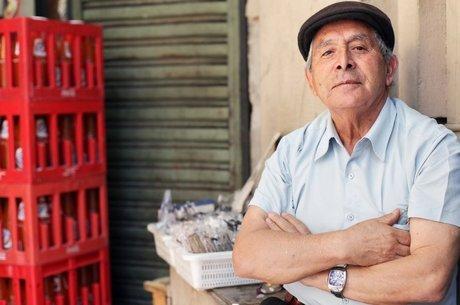 Idoso Sistema previdenciário do Chile foi inovador - mas hoje é alvo de críticas