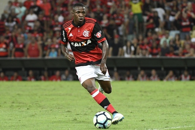 Real Madrid e Flamengo anunciam acordo sobre Vinicius Júnior