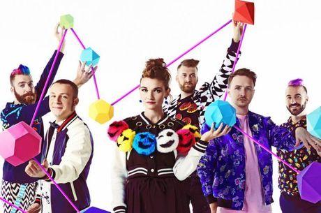 """Connect The Dots"": Ouça o novo álbum do grupo MisterWives"