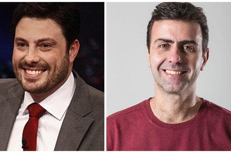 Danilo Gentili será processado por Marcelo Freixo