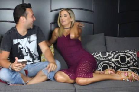 Ticiane Pinheiro falou sobre sexo com Matheus Mazzafera