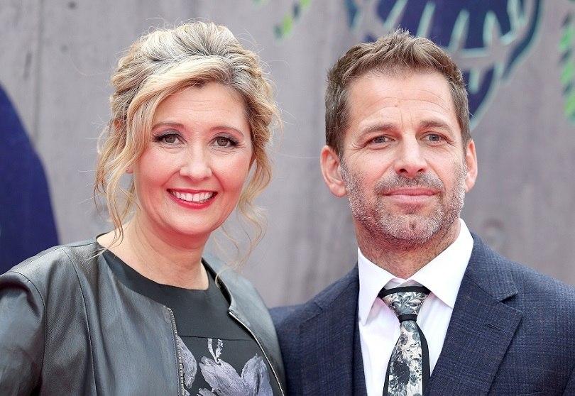 Zack Snyder e esposa abandonam filme da Liga da Justiça