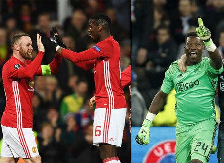 Manchester United enfrenta o Ajax em decisão nesta quarta-feira (24)