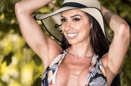Renata Spallicci segue carreira de empresária e atleta fitness