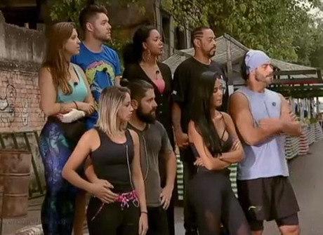 Andressa e Nasser são eliminados na repescagem do reality show