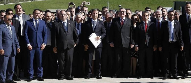 Presidente da OAB disse que os áudios são o principal motivo do pedido de impeachment