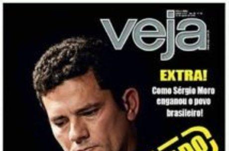 Selección conjunta Paisaje formal  Capa da revista Veja diz que Sérgio Moro sabia de tudo? - Hora 7 - R7  E-Farsas