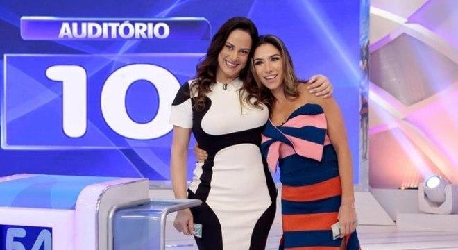 Silvia e Patrícia podem ser dispensadas da emissora