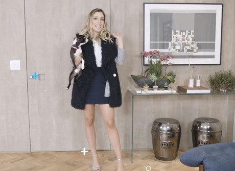 Fabiana Justus ensina a montar cinco looks com uma saia curta!
